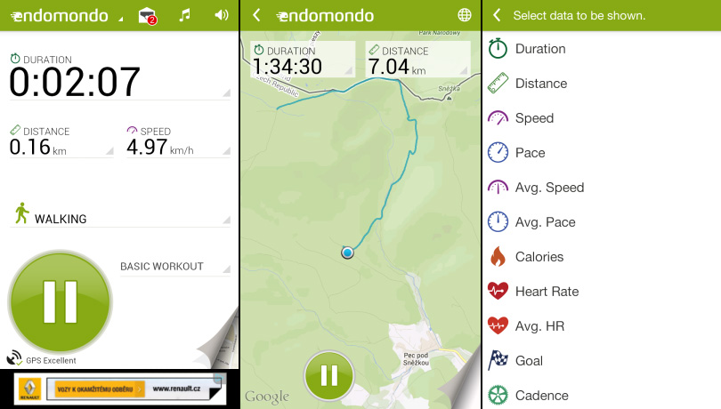 Endomondo 01
