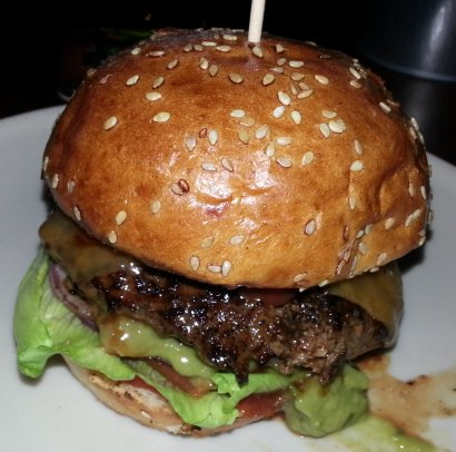 Tom´s Burger - Chilli Burger