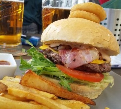 Excelent Urban Pub Koley - US burger